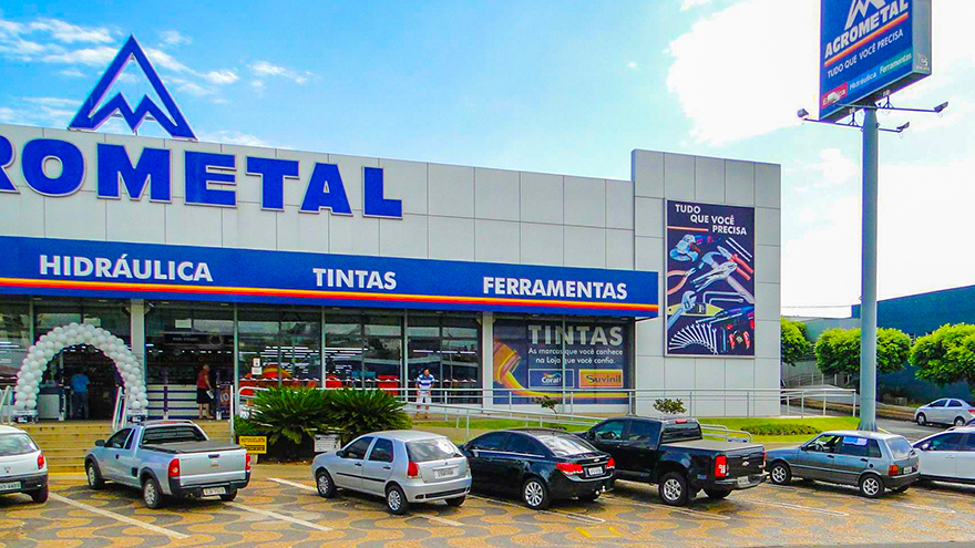 Cliente CISS - Agrometal - São José do Rio Preto - SP