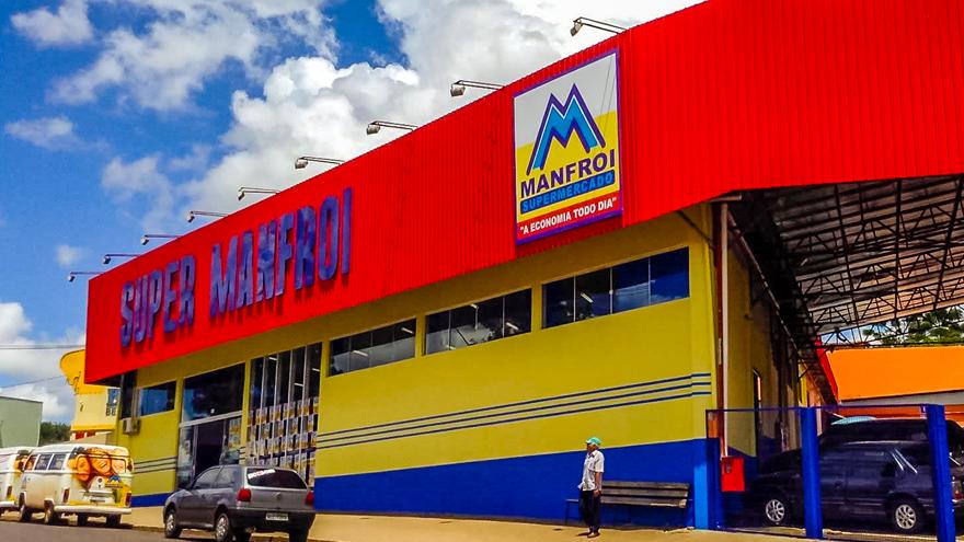 Cliente CISS - Supermercados Manfroi