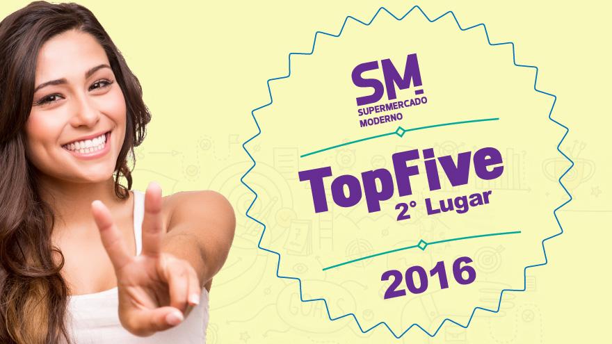 CISS é a segunda marca de Sistema de gestão mais Lembrada no TopFive 2016