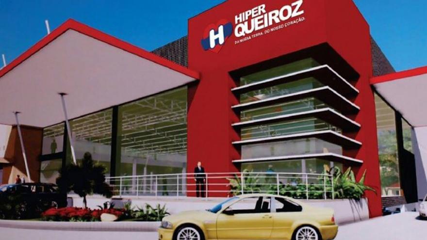 Cliente CISS - Grupo Quiroz - Projeto loja Rede