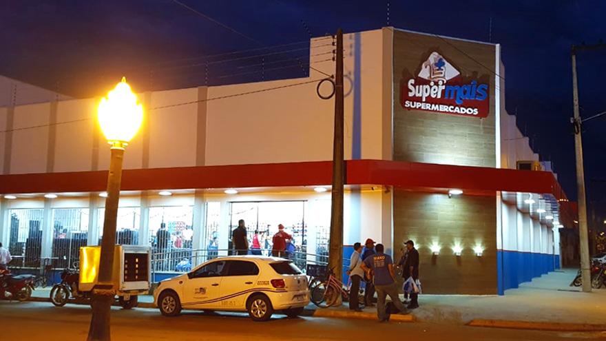 Grupo Supermais inaugura 3ª loja em Vilhena/RO
