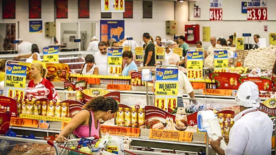 Vendas de Supermercados sobem 1,7%