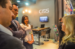 CISS na Expoagas 2016 - Foto
