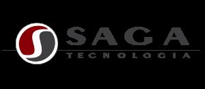 Logo Saga Tecnologia Parceiro CISS