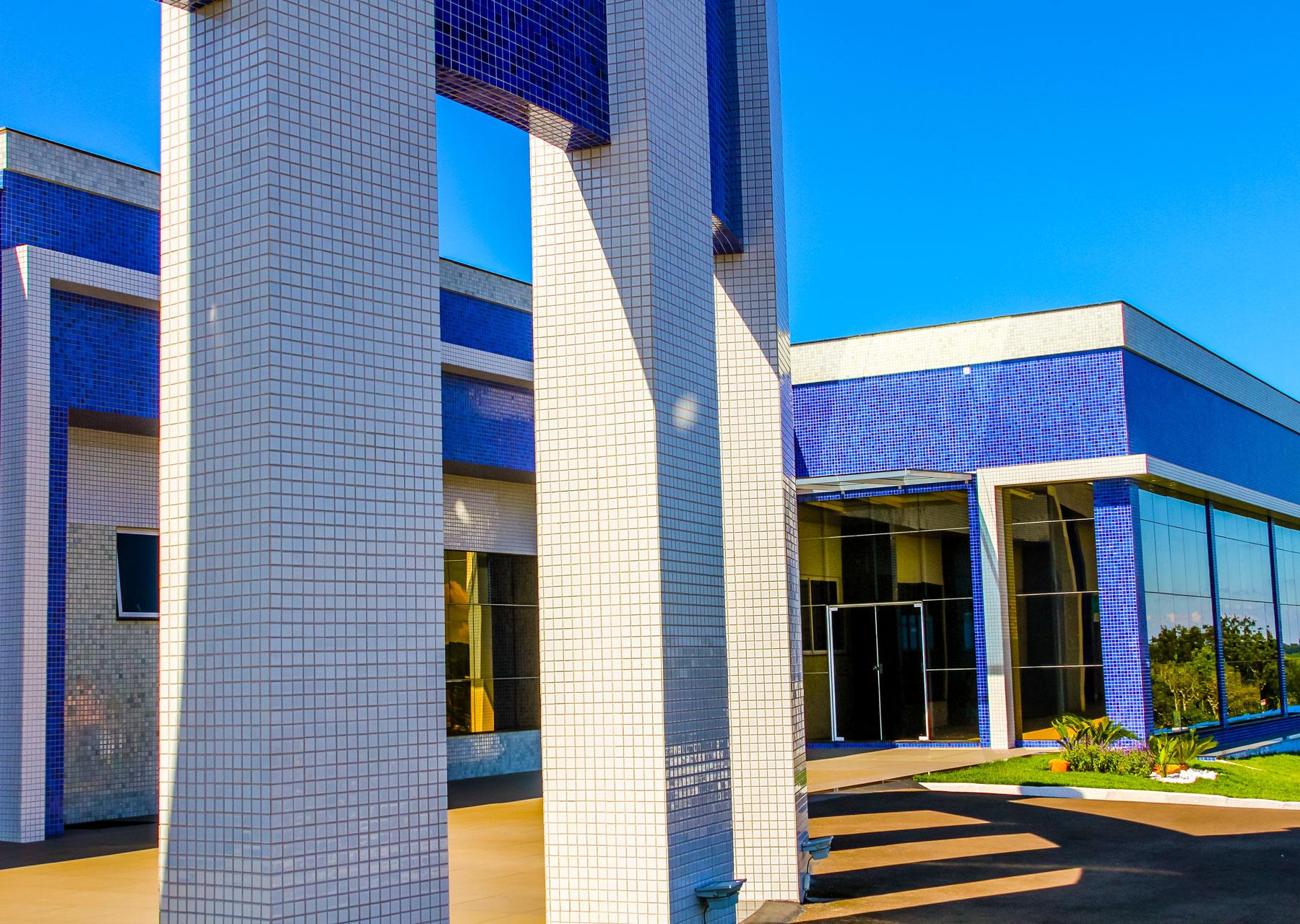 Fachada da sede da CISS S.A | Gestão para o Varejo