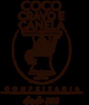 Logotipo do Cliente Coco Cravo e Canela Confeitaria