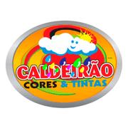 Logotipo do Cliente Caldeirão das Tintas