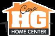 Logotipo do Cliente Casa  HG Home Center