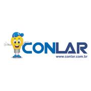 Logotipo do Cliente Conlar Mat Eletrico Hidraulico e de Construcao