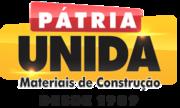Logotipo do Cliente Patria Unida Materiais de Construções