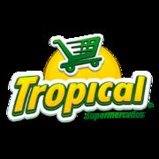 Logotipo do Cliente Tropical Supermercados