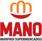 Logotipo do Cliente Mano Manfroi Supermercados