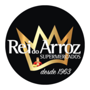 Logotipo do Cliente Rei do Arroz Supermercados