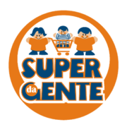 Logotipo do Cliente Super da Gente Supermercados