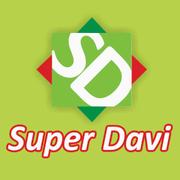 Logotipo do Cliente Super Davi  Supermercados