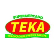 Logotipo do Cliente Supermercado Teka