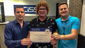 CISS recebe selo SESI ODS 2018 reconhecido pela ONU