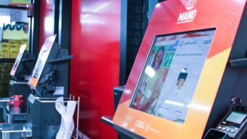 Grupo Mano Manfroi de Supermercados apresenta o SelfCheckout da CISS para os clientes