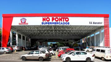 No Ponto Supermercado inaugura sua 8ª loja