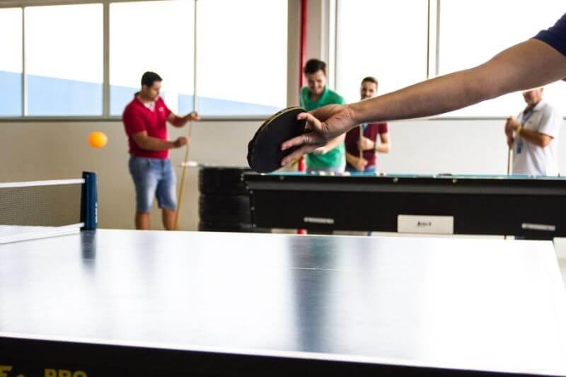 Ping Pong Área Zen da CISS S.A